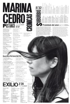 Affiche album Cronicas