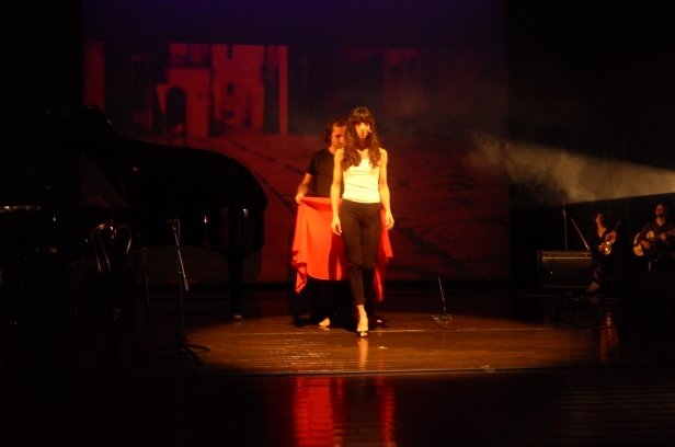 Scène Tango Unesco