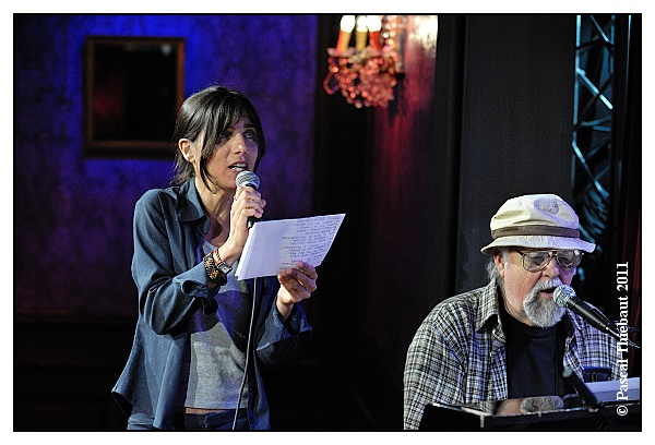 Concert Jamel Marina et Juan Carlos Caceres credit Pascal Thibeaut 2011